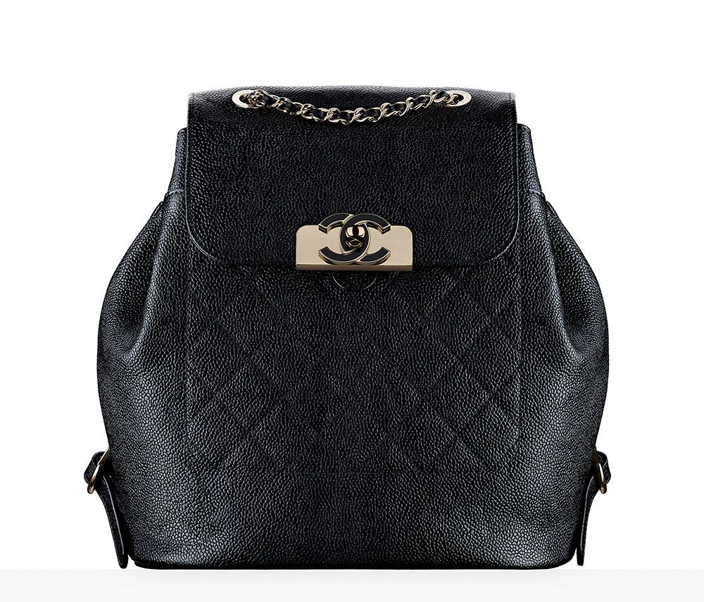Chanel-Backpack-Black-4300$
