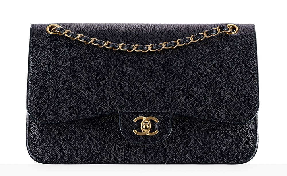 Chanel-Classic-Flap-Bag-Black-5500