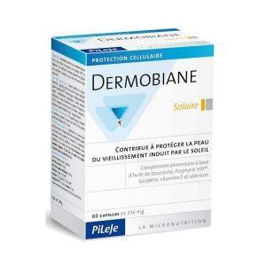 Pileje Dermobiane Solaire, Farmacia