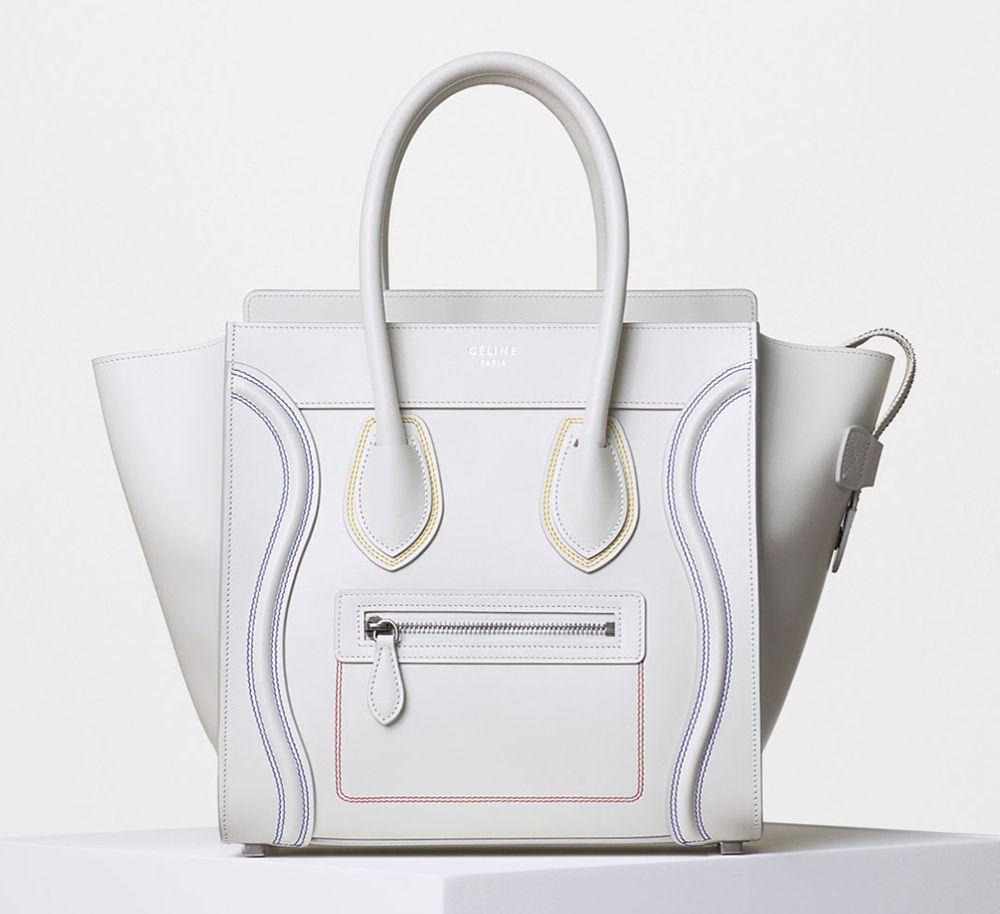 Celine-Micro-Luggage-Tote-White-3350