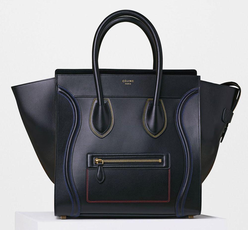 Celine-Mini-Luggage-Tote-Black-3600
