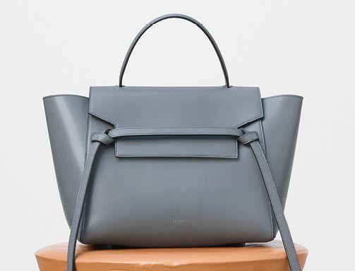 Celine-Mini Belt-Bag-Blue-3050$