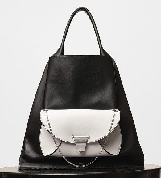 Celine-Shopper Shoulder Bag with Pocket-3750$