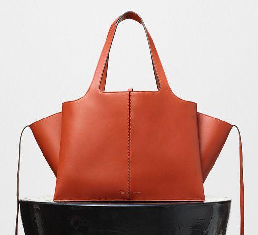 Celine-Tai Fold Shoulder Bag Brick 3400$v