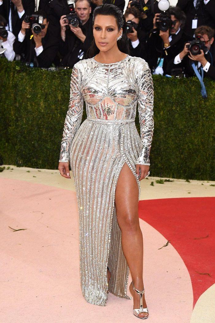 Kim Kardashian West, Balmain