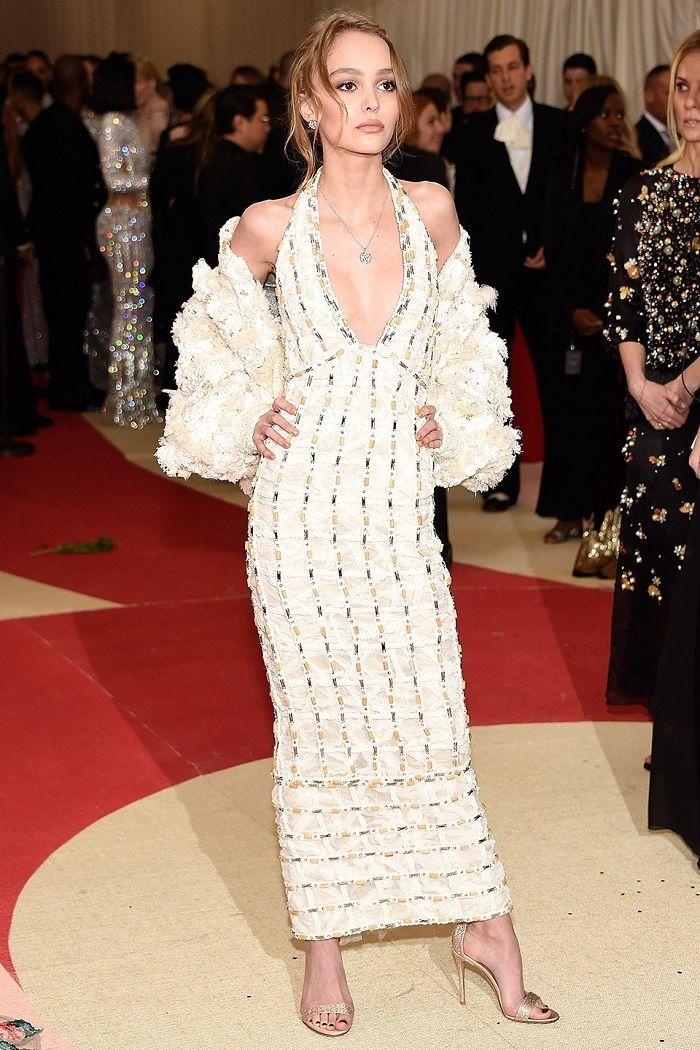 Lily-Rose Depp, Chanel