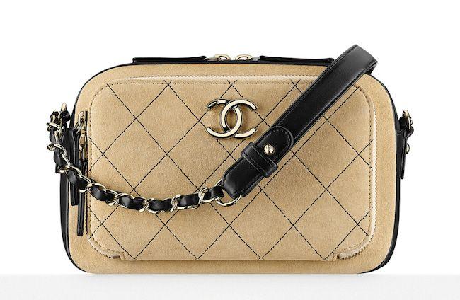 Chanel-Camera-Case-Tan-Suede-2800