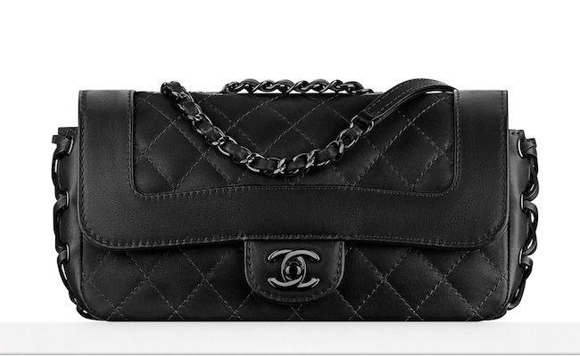 Chanel-Flap-Bag-Black-3400