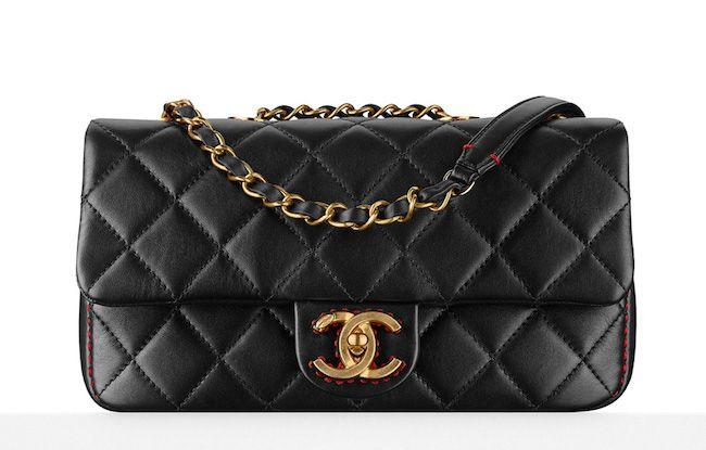 Chanel-Flap-Bag-Black-3900
