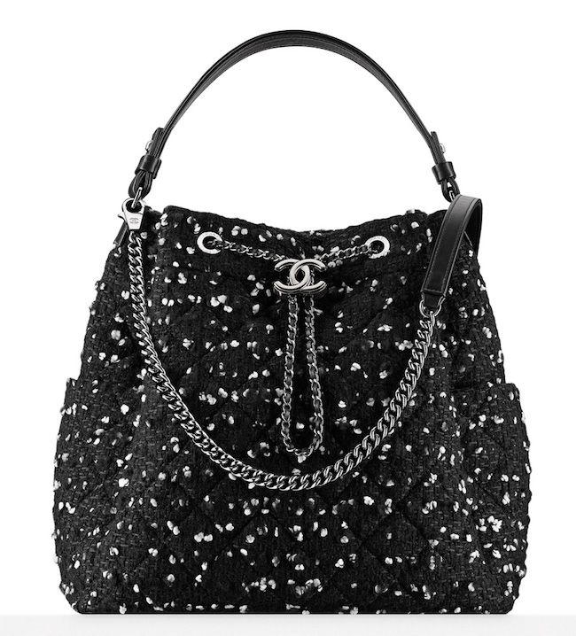Chanel-Tweed-Drawstring-Bag-3600