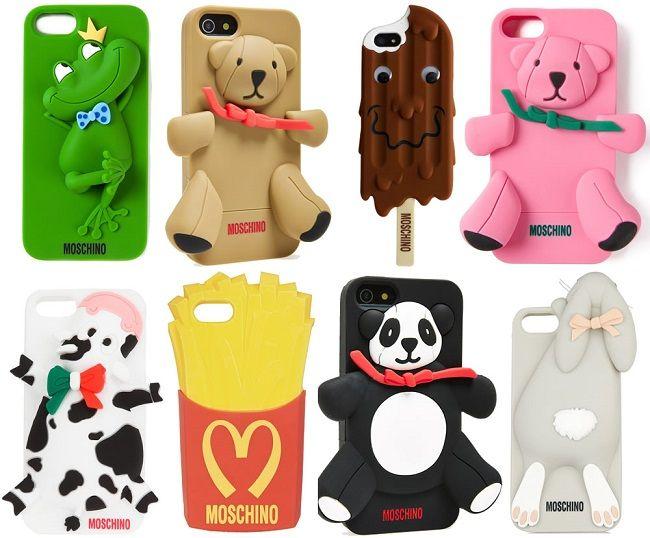 Moschino-iPhone-Cases