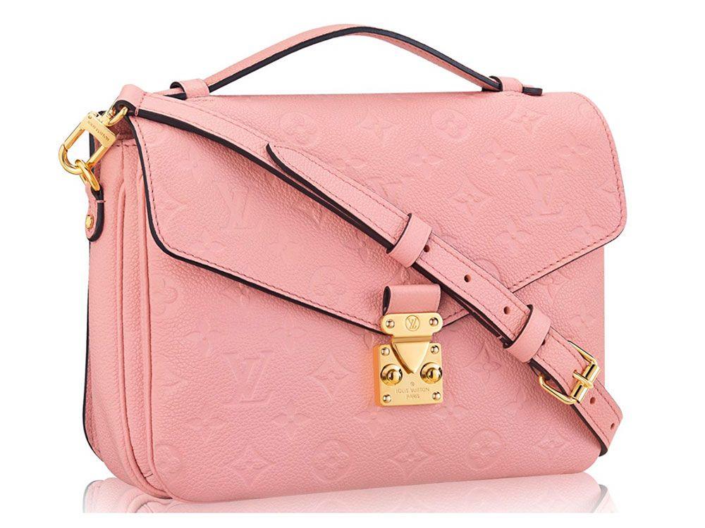 Louis-Vuitton-Pochette-Metis-Monogram-Empreinte-Pink