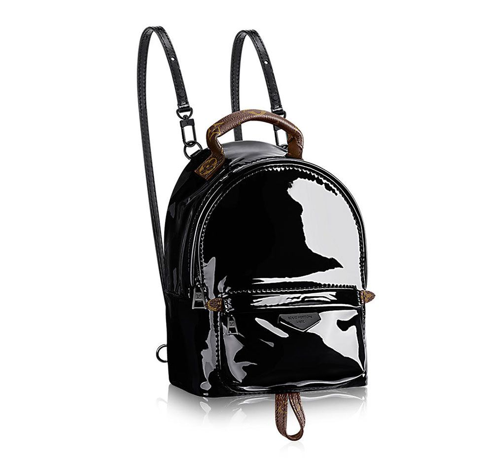 Louis Vuitton Palm Springs Mini Backpack Vernis - 2110,00$