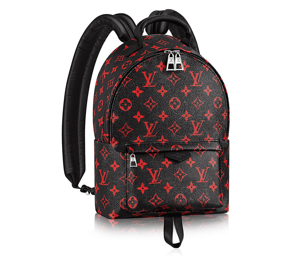 Louis Vuitton Palm Springs PM Backpack Infrarouge - 2080,00$