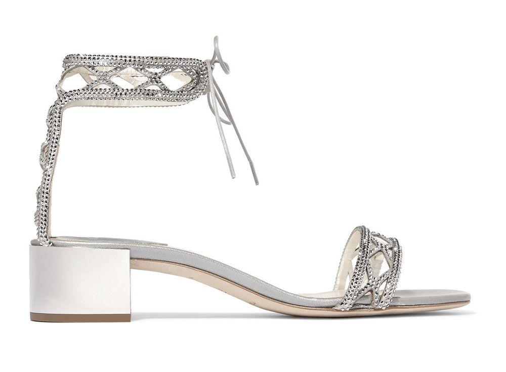 Rene-Caovilla-Crystal-Embellished-Sandals - 1040,00$