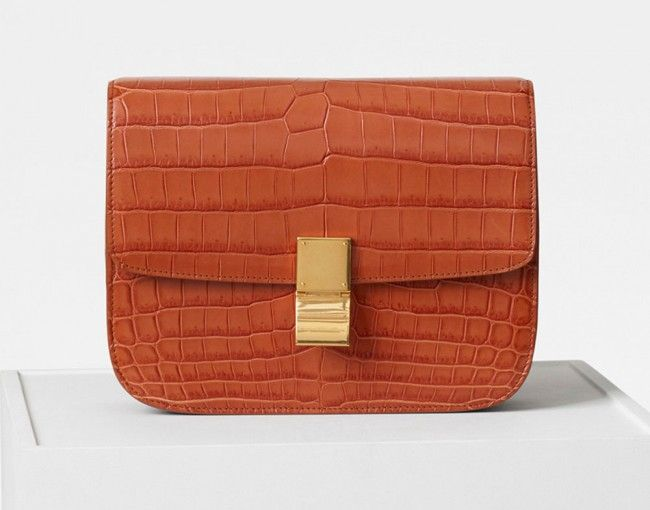 Celine Classic Box Bag Crocodile- cijena na upit