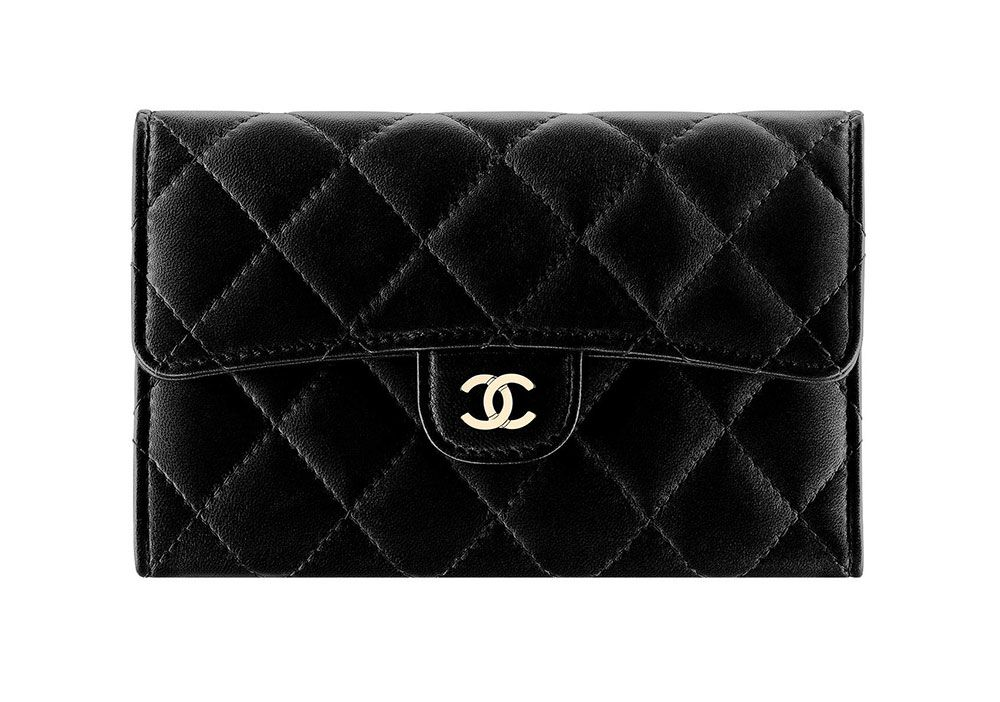 68461f1e33da Chanel Classic Small Flap Wallet 2018 | Stanford Center for ...