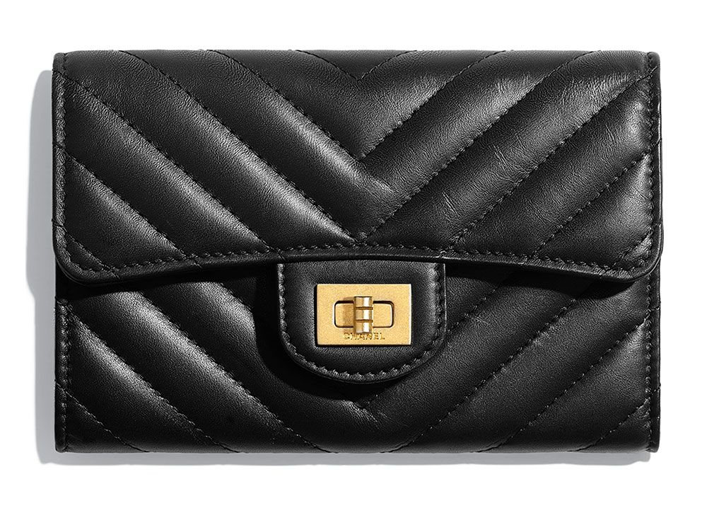 d286a5e63d82 Chanel Small Flap Wallet Black | Stanford Center for Opportunity ...