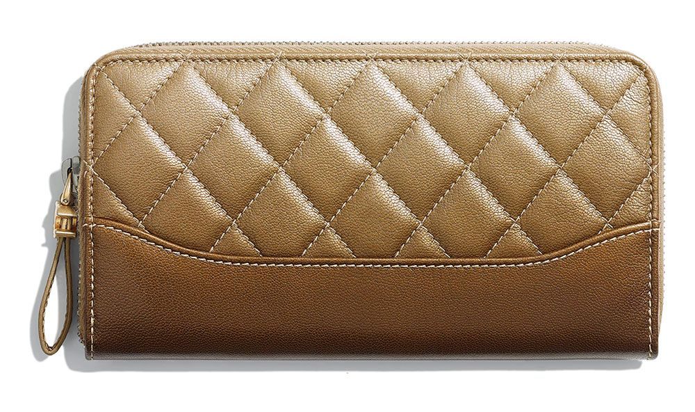80409631ff8a49 Chanel-Gabrielle-Wallet-Gold-1350 - MagMe