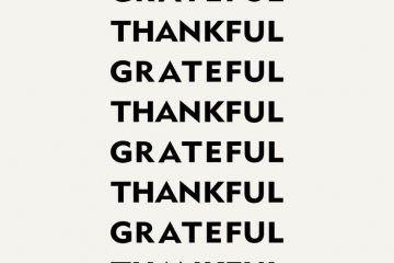 zahvalnost u teškim trenucima