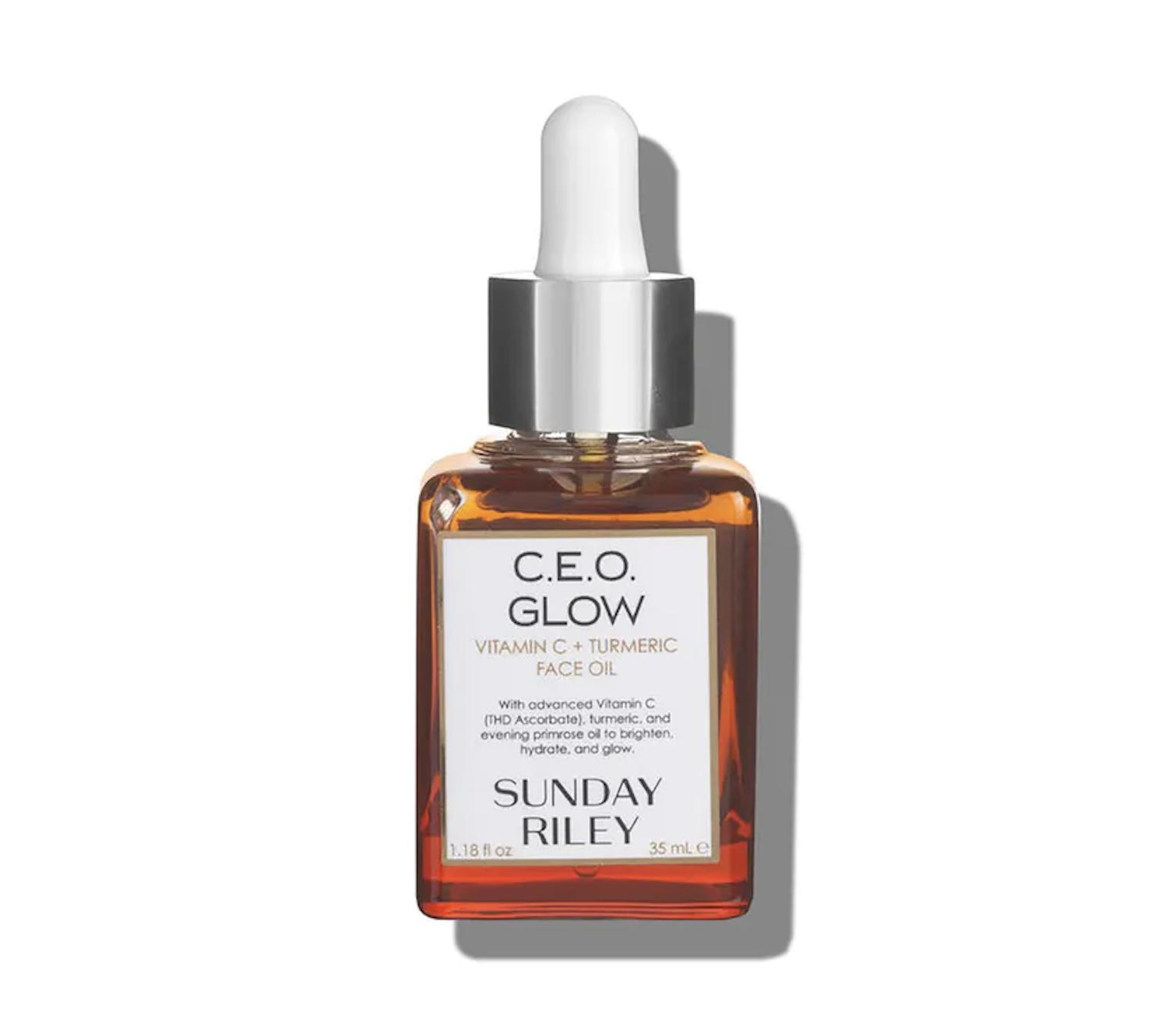 Sunday Riley CEO Glow
