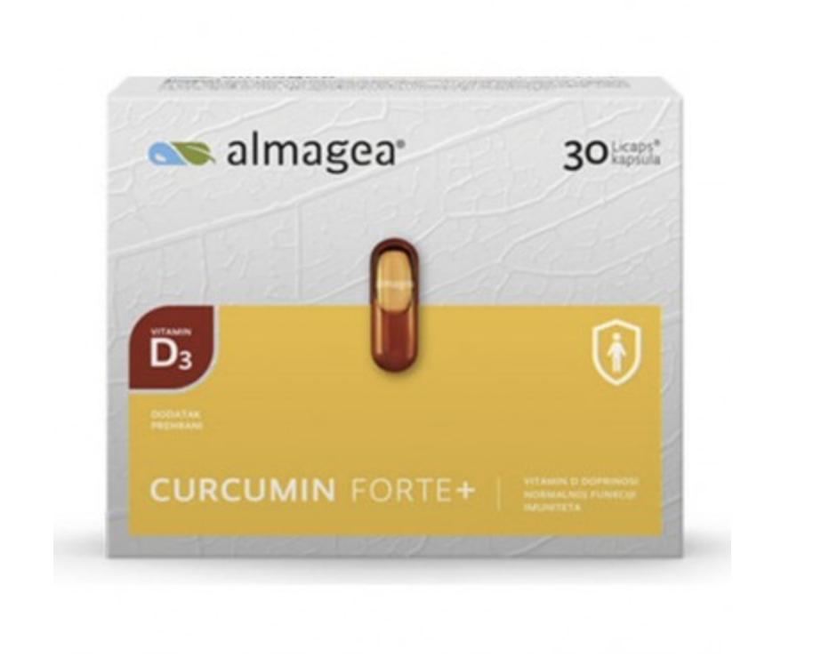 Almagea Curcumin Forte