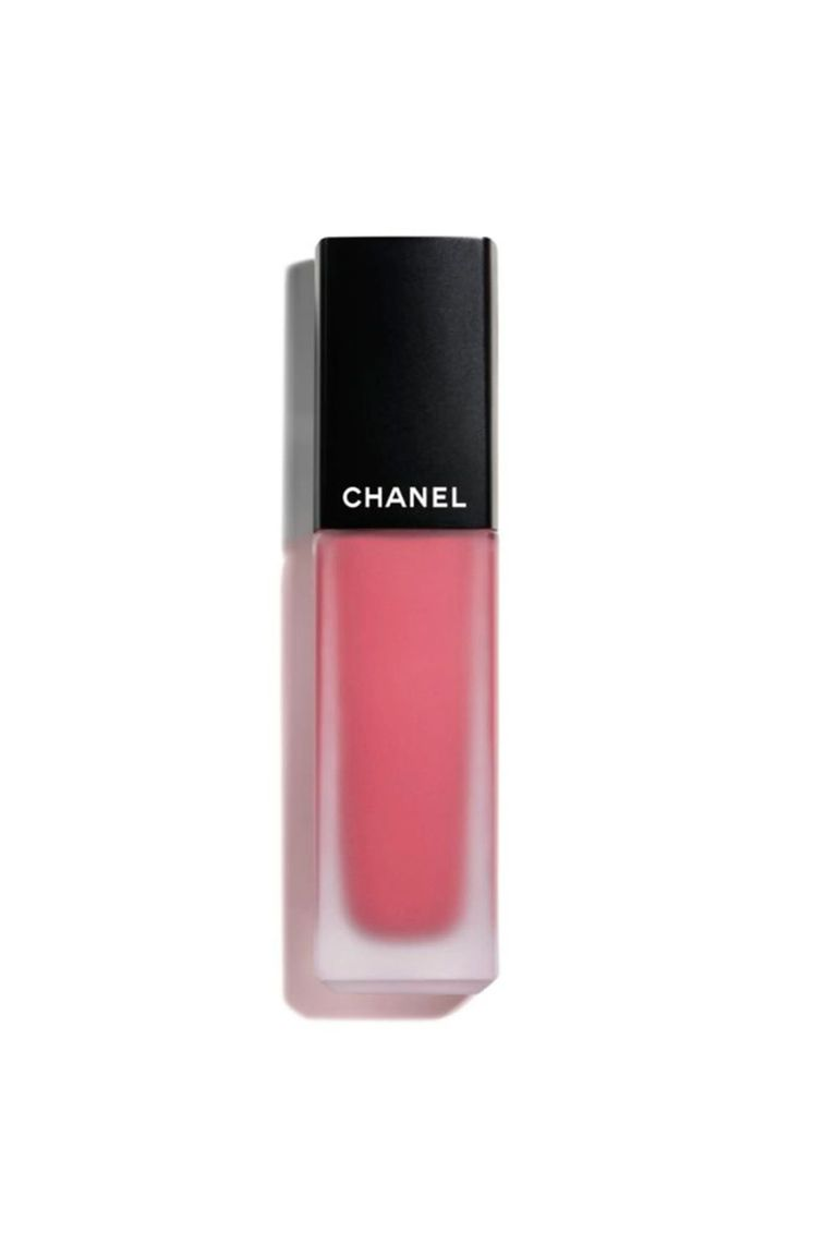 Chanel Rouge Allure Pink Brown